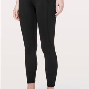 Lululemon In Movement 7/8 tight NWT 10